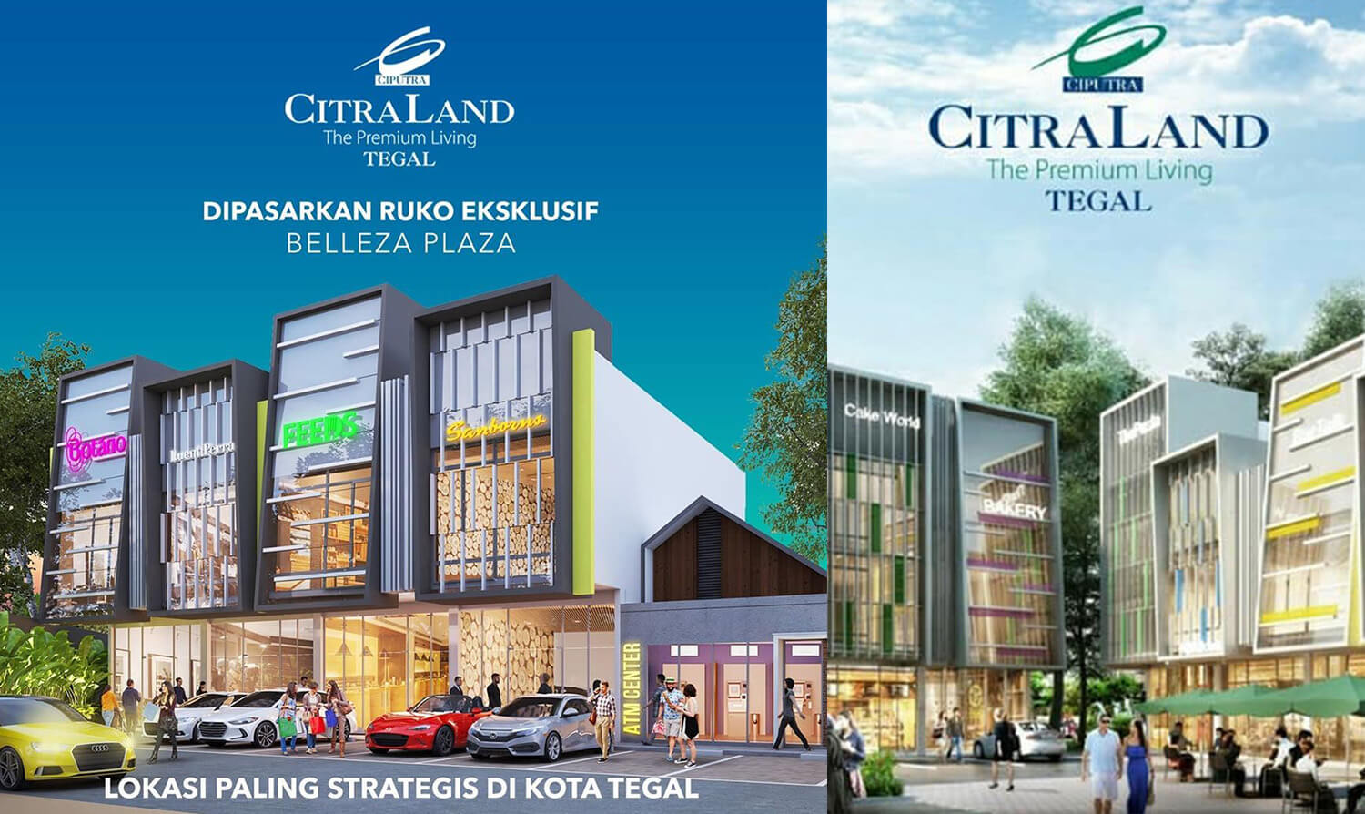 Citaland Tegal Belezza Plaza