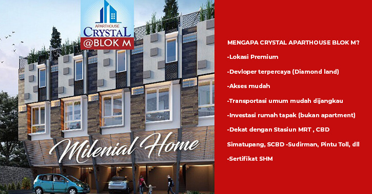 Crystal Land @Blok M