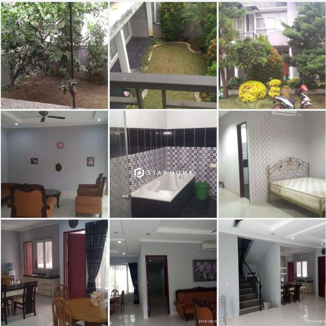 RUMAH SIAP HUNI FULL FURNISHED