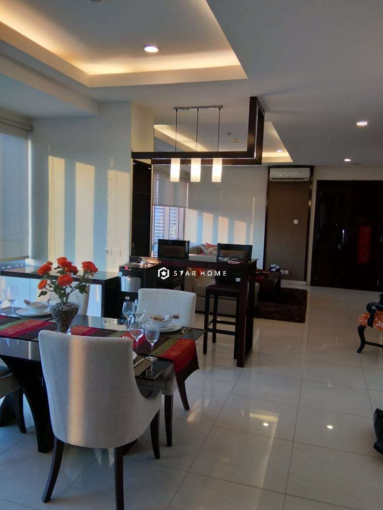 Kemang MANSION Apartment, full furnish dan sangat mewah(4.5M)