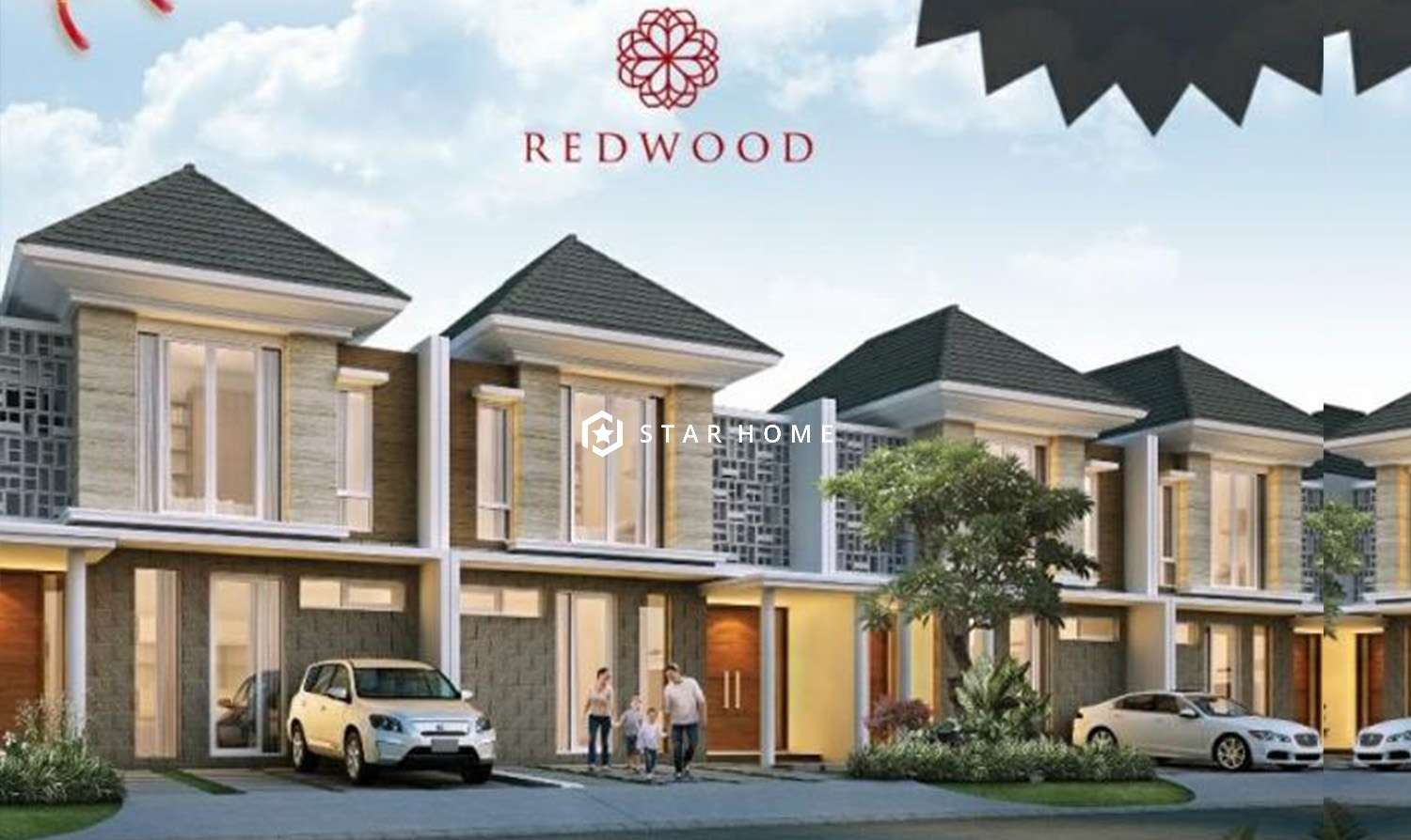 Citraland Tegal Tipe Redwood